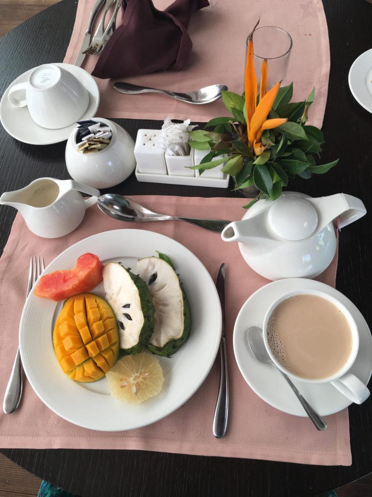 Grand Savoy Breakfast