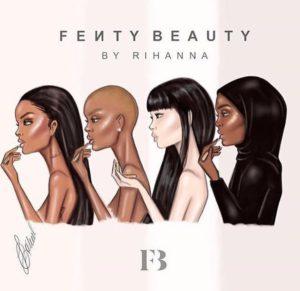 rouge à lèvres Rihanna