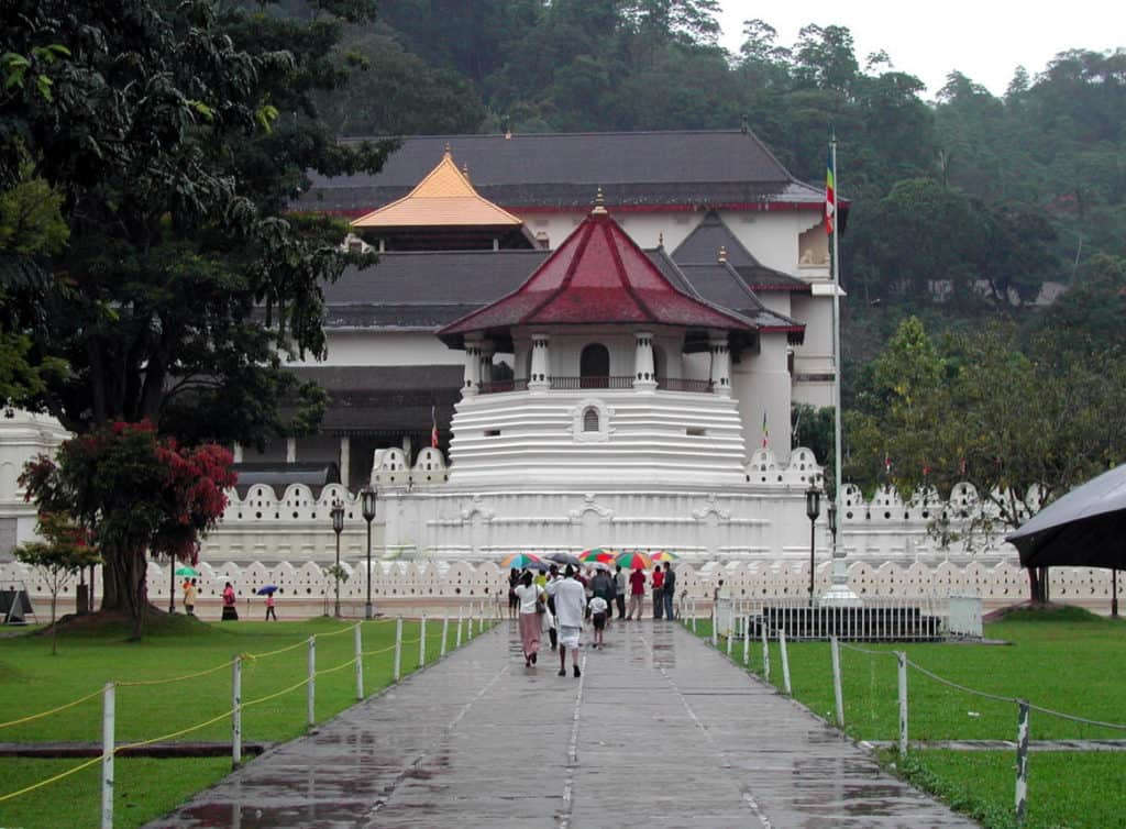 Temple de la Dent
