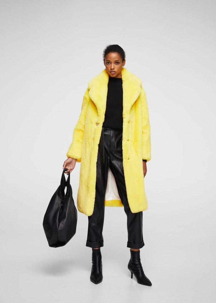 les manteaux pour l'hiver