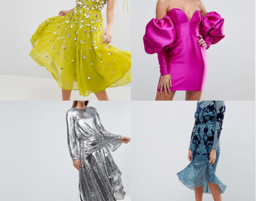 les idées de robes pour les fêtes nouvel an 2018