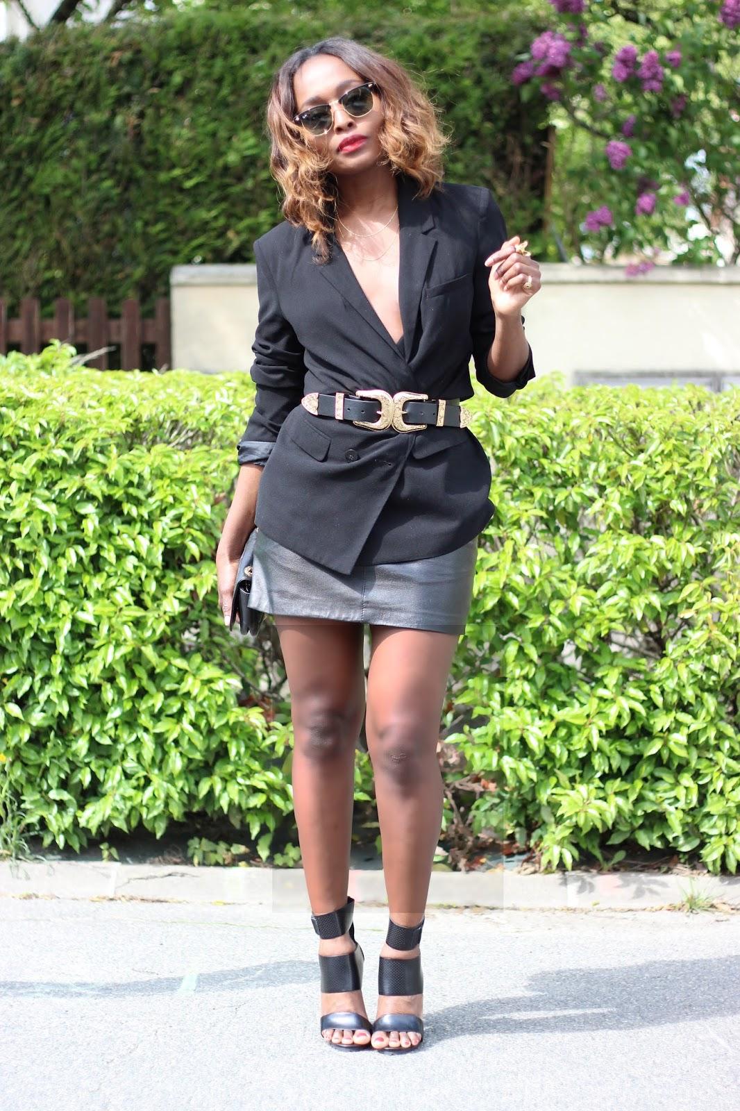 blogueuse de mode-blog de mode-rougeà levres à la mode- linaose-modeuse