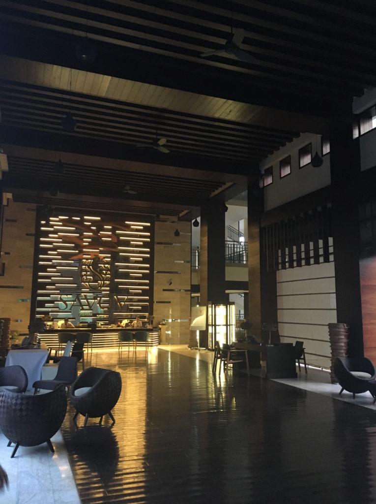 Lobby Savoy Hotel Resort