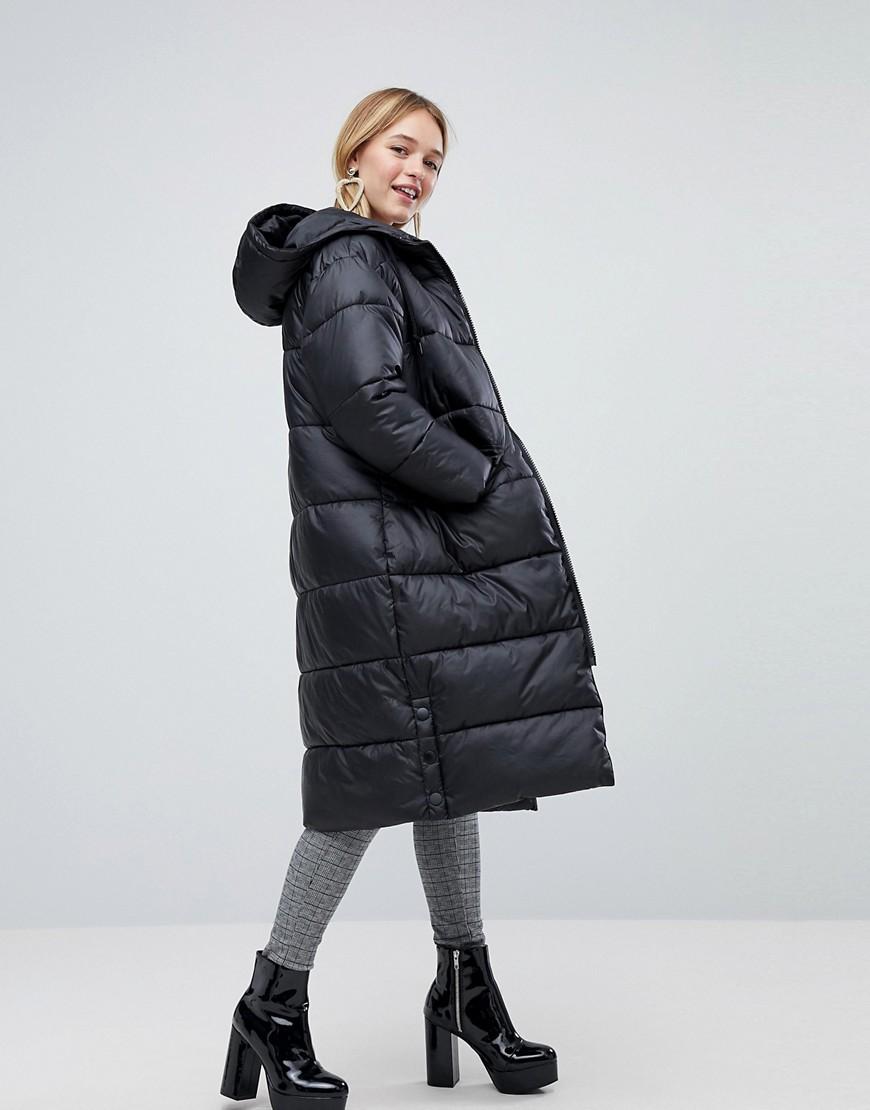 фото модные дутые пальто кто