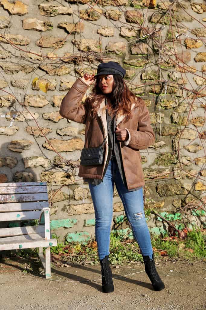 linaose blogueuse mode