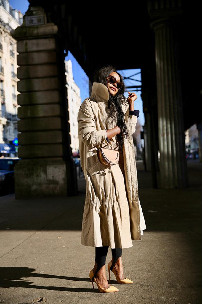 blog de mode femme noire