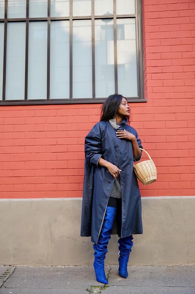 blog mode style