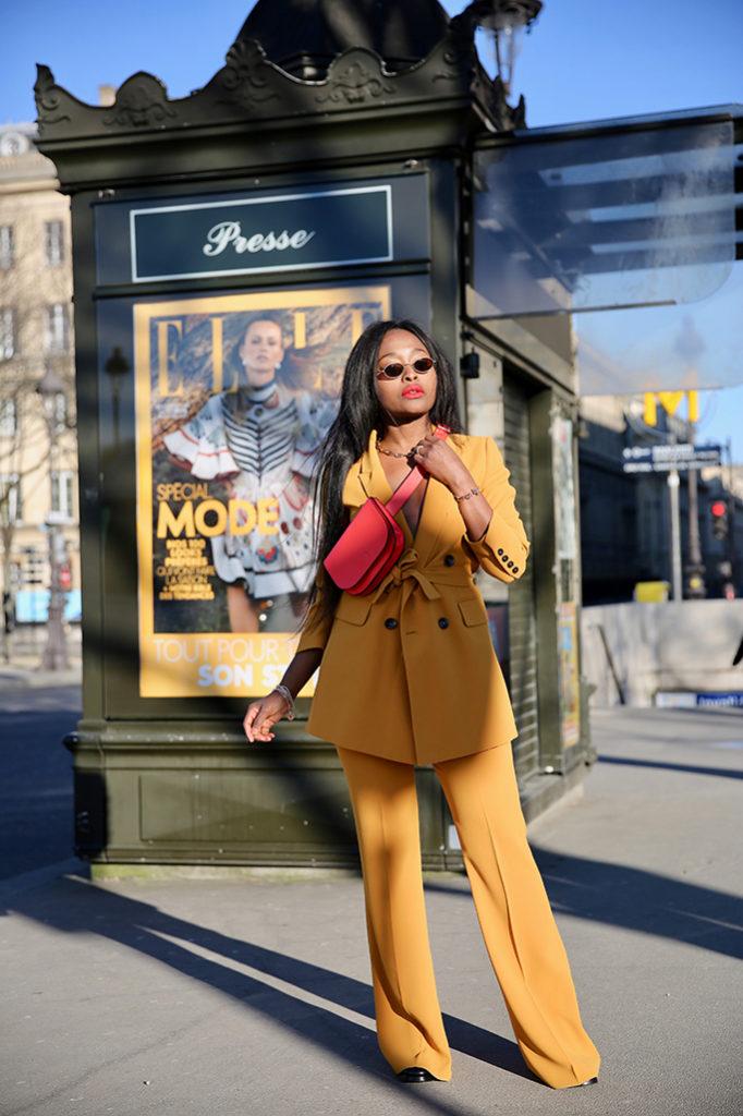 femme noire blogueuse