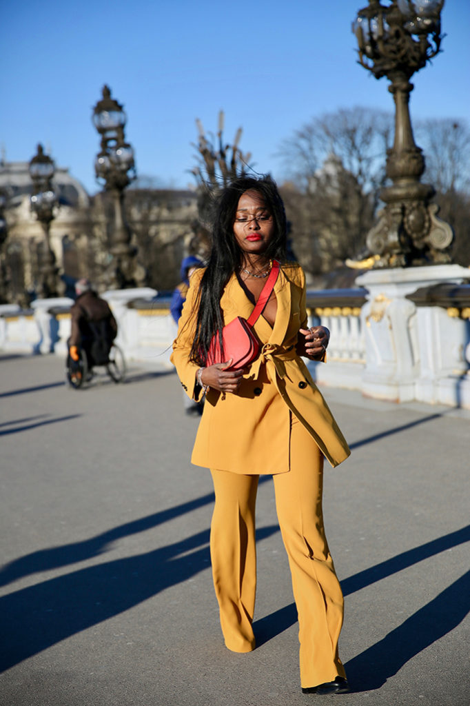 blogueuse noire chic