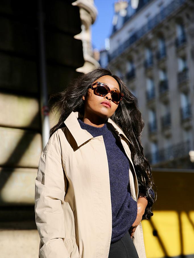 blogueuse noire parisienne