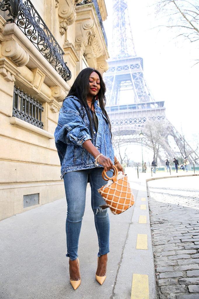 blogueuse noire francaise chic