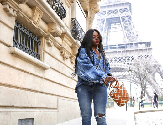 comment porter le total look jean