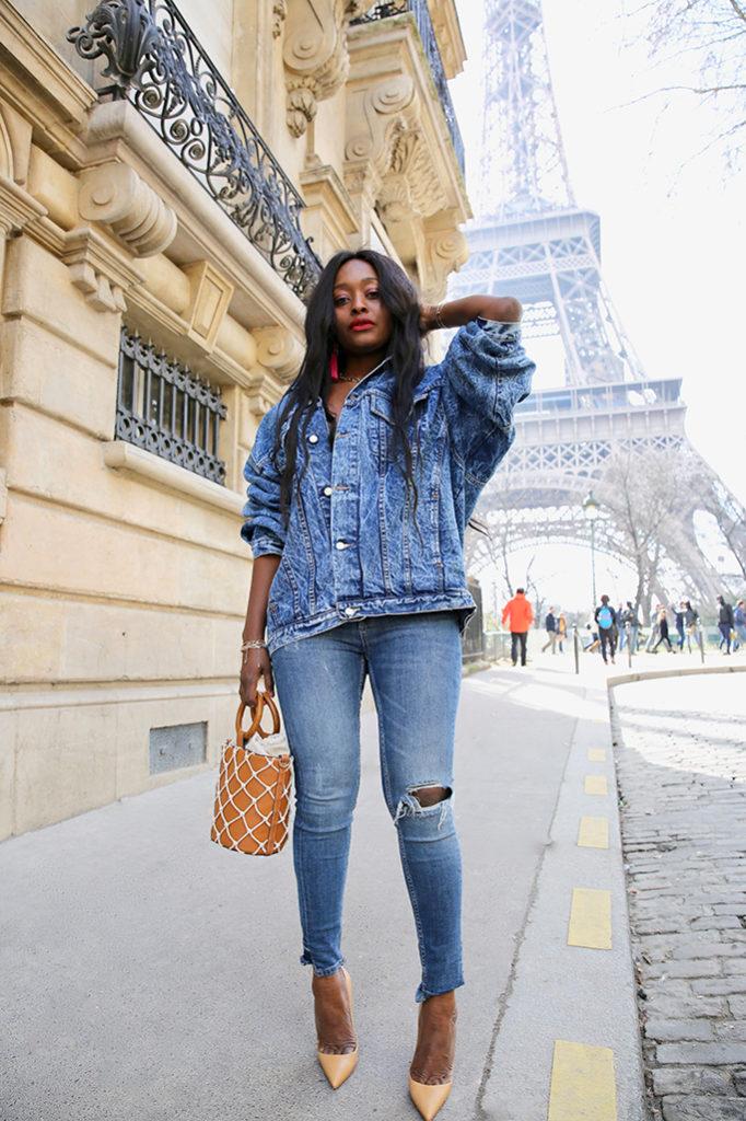 porter les louboutin avec le jean