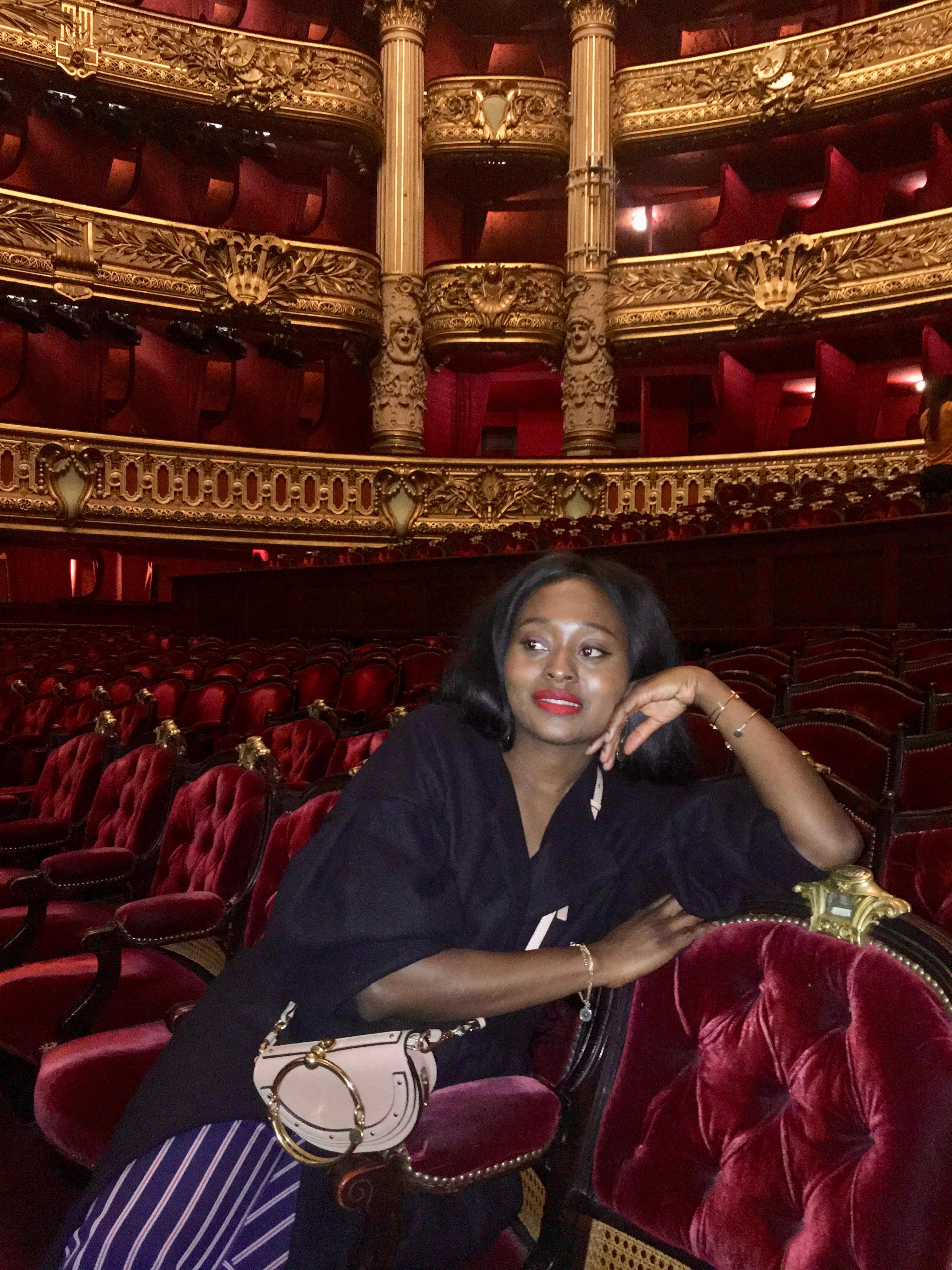 atelier cologne Opera Garnier