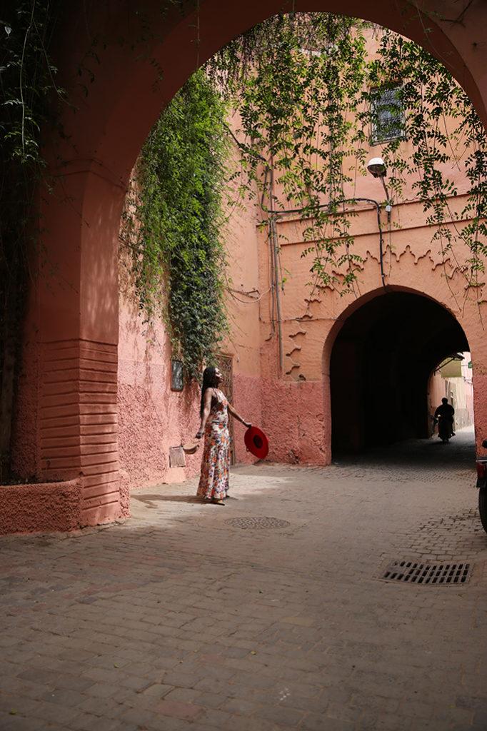 les souk du marrakech