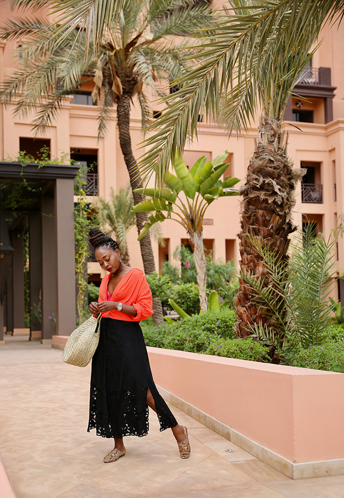 blog mode look marrakech