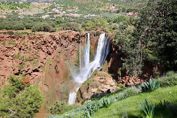 cascades-Ouzoud-Maroc