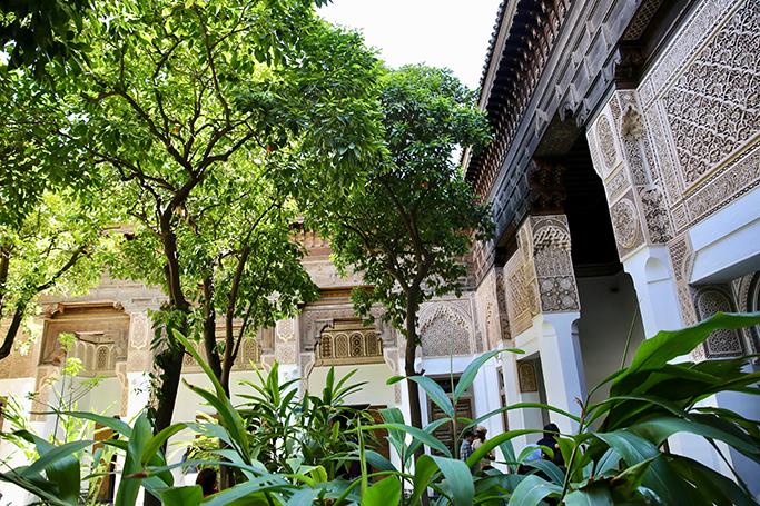 visite des palais marocaines