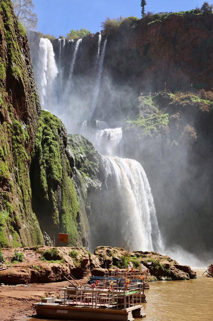 visite cascade ouzoud-Marrakech