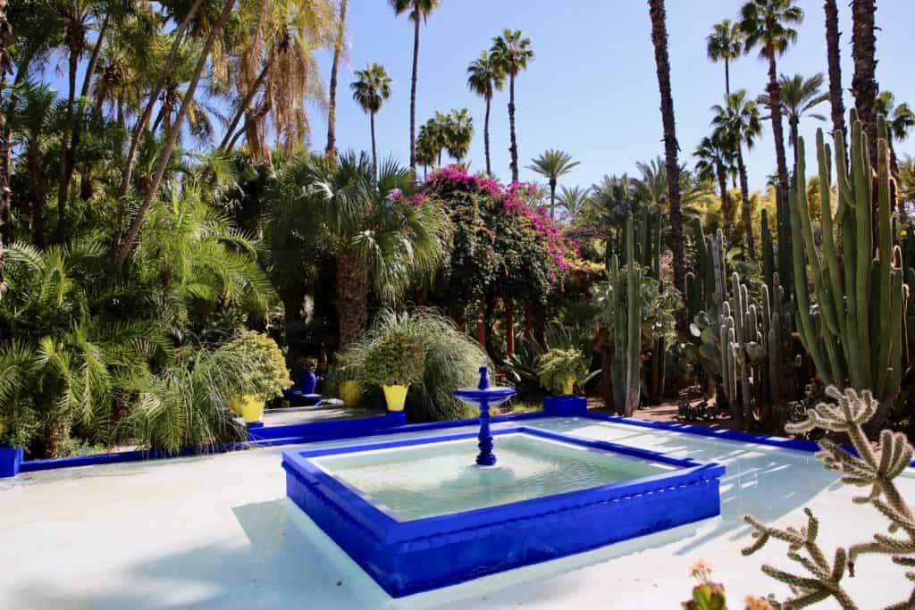 visiter majorelle Marrakech
