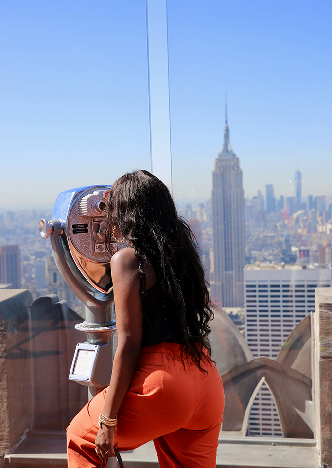 blogueuse voyage new york