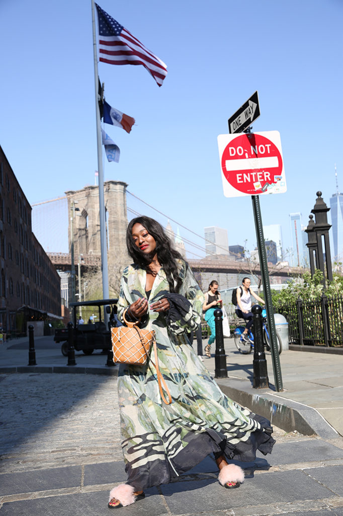 look chic à new york