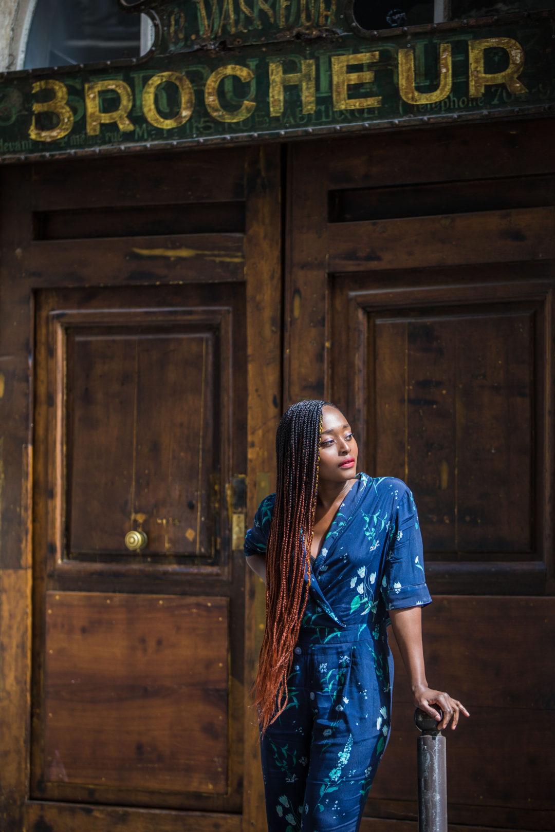 modele tresses africaines