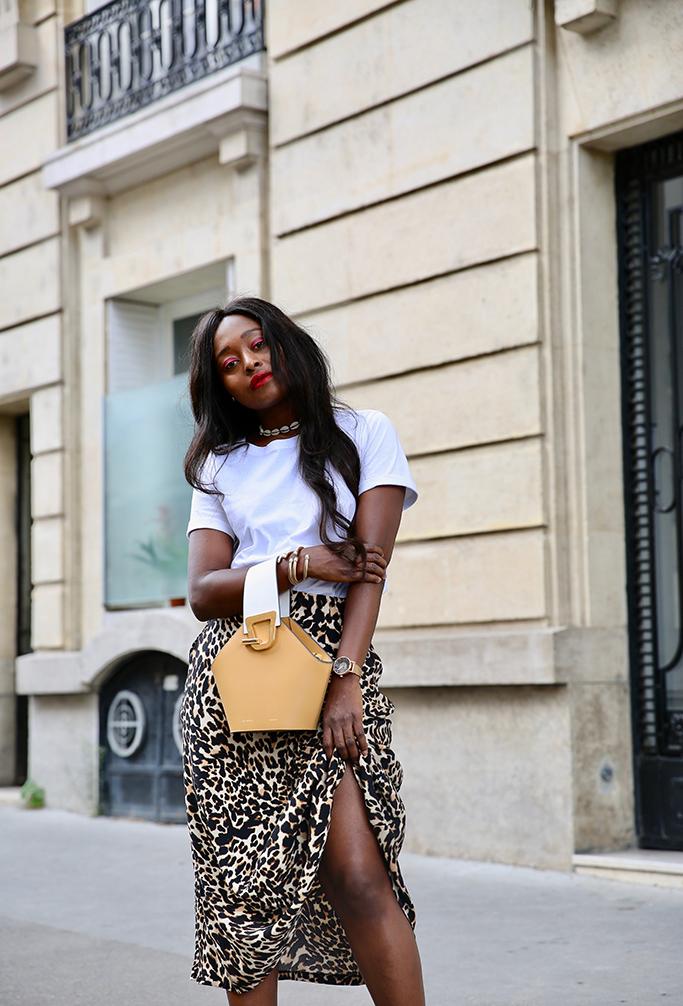blog mode tendance jupe léopard