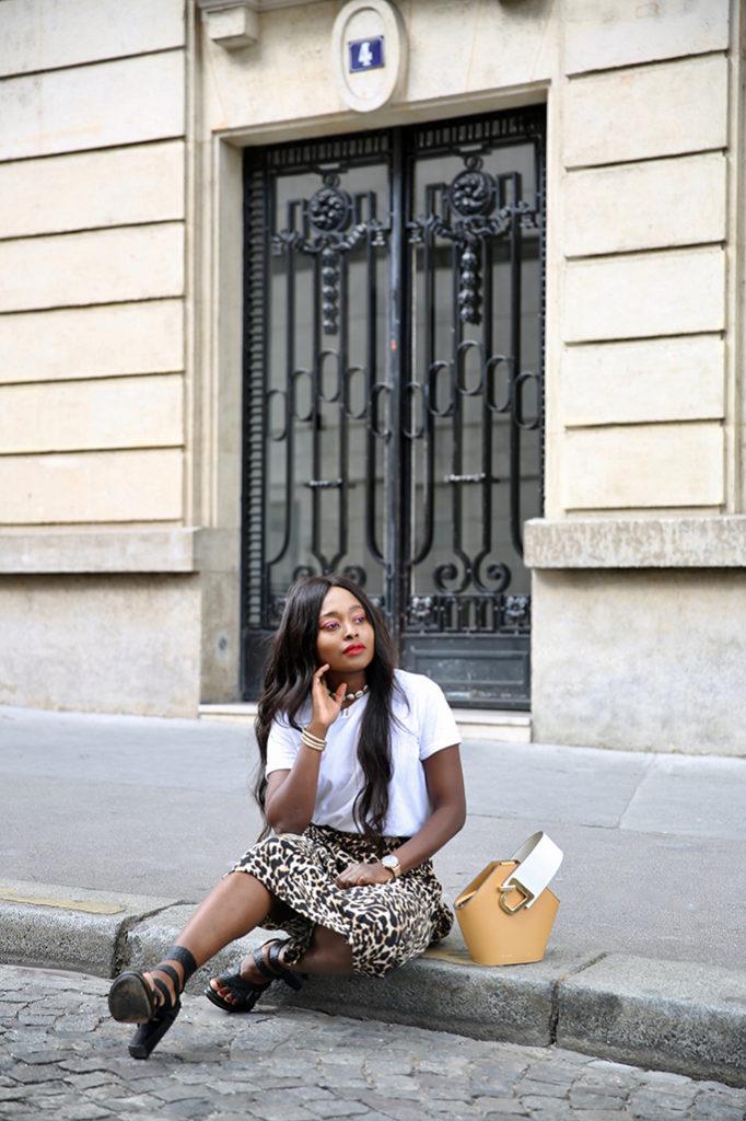 blog mode retour de l'imprimée léopard