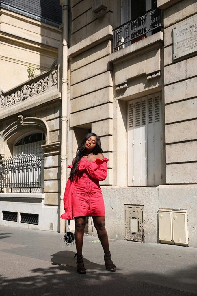 Blog mode blogueuse parisienne