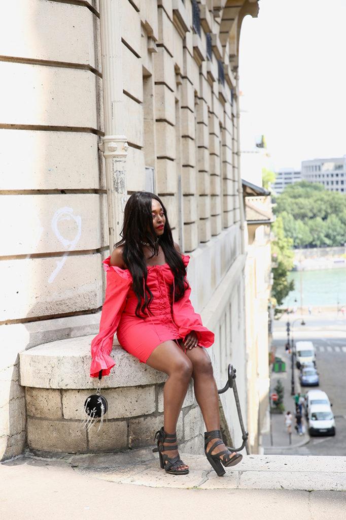 Blog mode robe été 2018 blogueuse