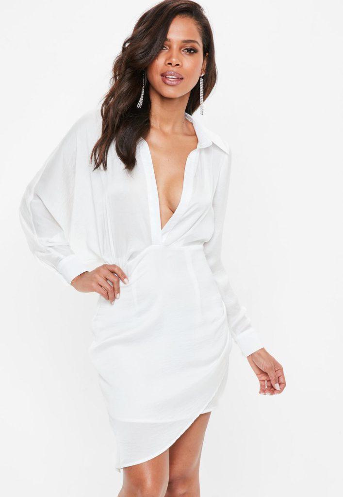 Zara crossed shirt with Chloé bag - Chic look fashion 3039e49e7ff
