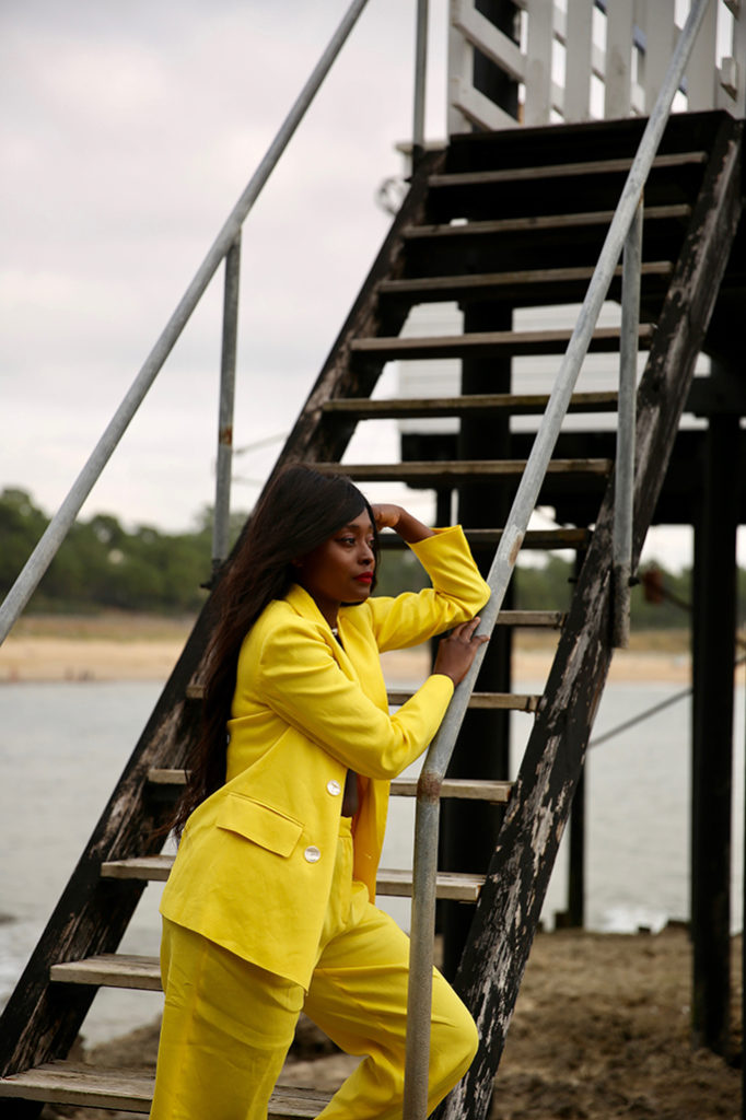 blogueuse noire looks chic
