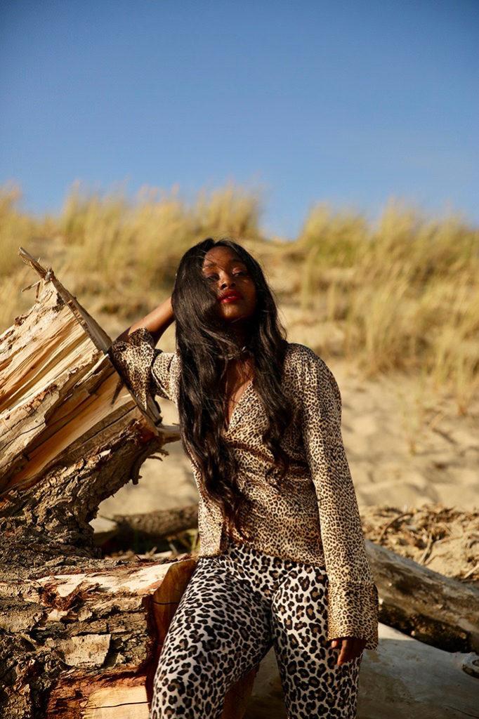 Blog mode tendances imprimé léopard