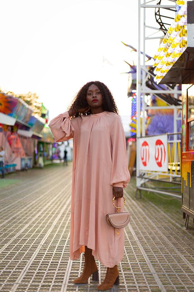 Blog mode robe longue chic