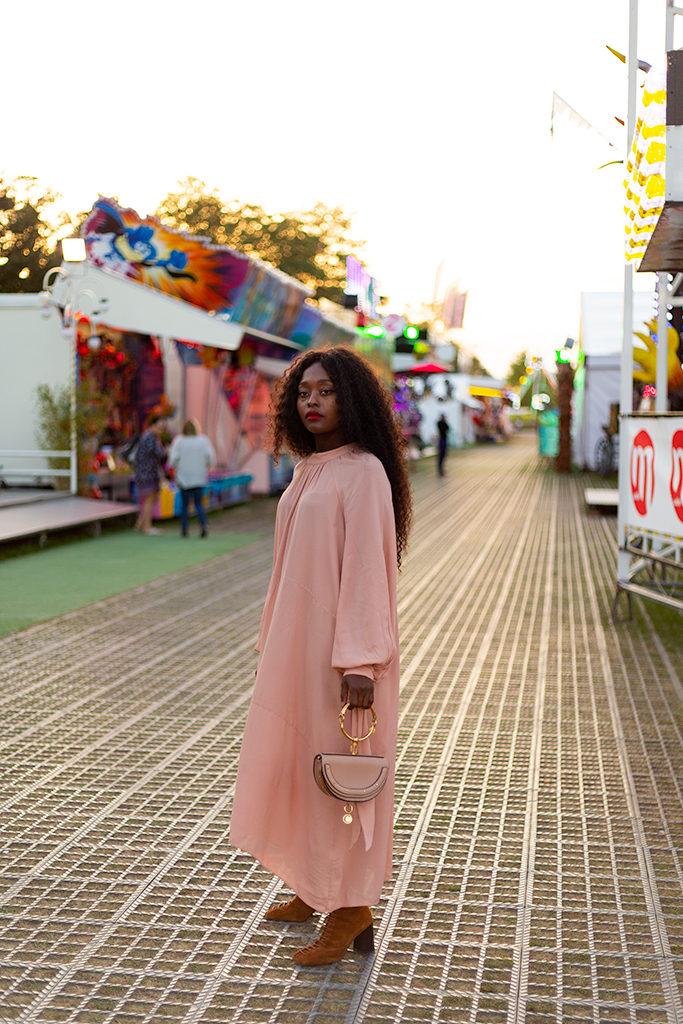 blog mode robe longue rose poudréjpg