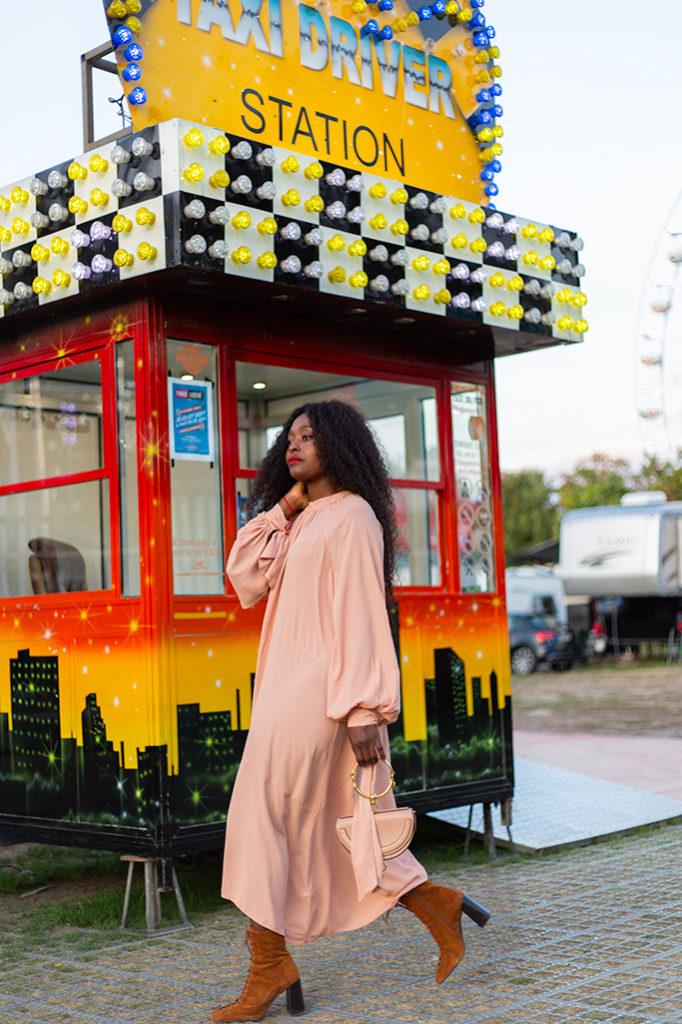looks de blogueuse noire parisienne