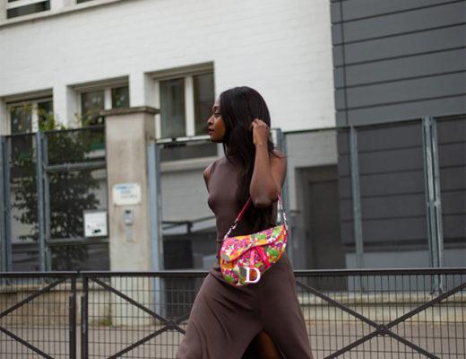 blogueuse mode d' origine africaine