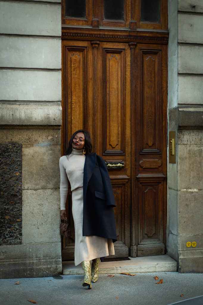 blogueuse mode afro looks chic