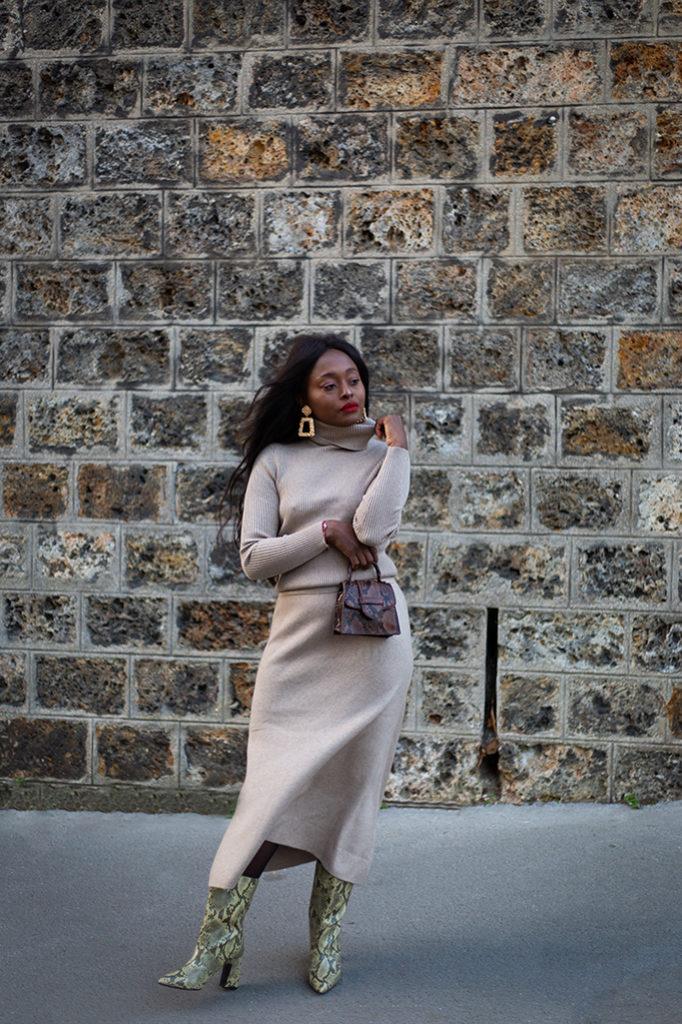parisienne blogueuse noire