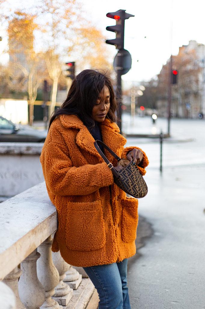 sac fendi looks blogueuse