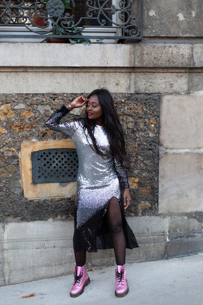 idées robes de soirée des blogueuses
