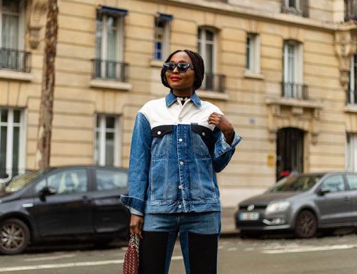 blogueuse noire française looks