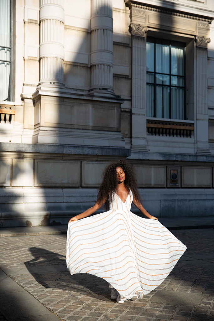 Blogueuse noire africaine blog