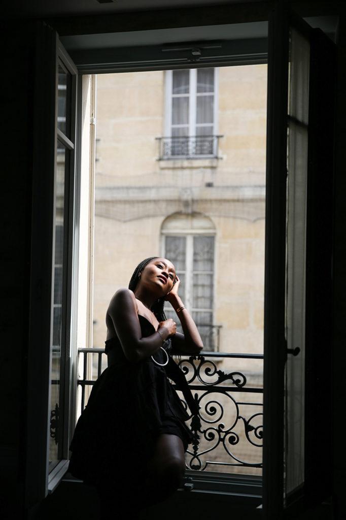 Parisienne-look