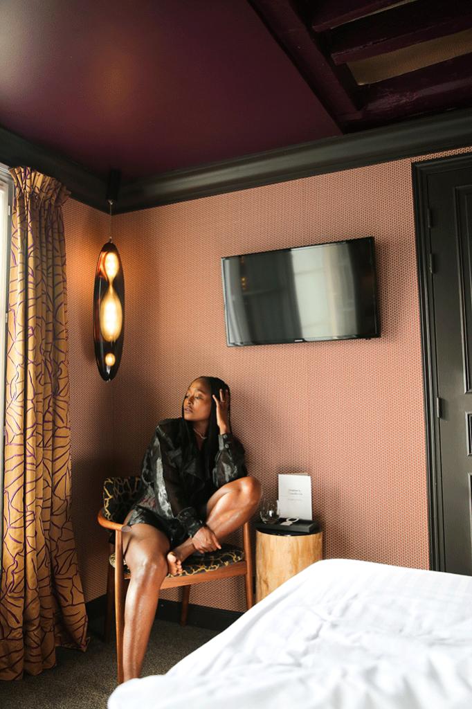 avis blog sur les hôtels parisiens